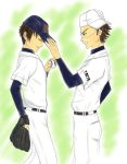 Southpaw and Megane-kun (Daiya no Ace) by Noella84