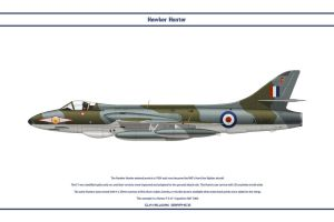 Hunter GB 1 Sqn by WS-Clave