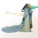 what a lovely cloak by sycamoreleaf