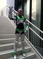 Buzz Lightyear by RougeLeaderRed