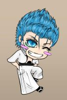 Grimmjow by ashetana