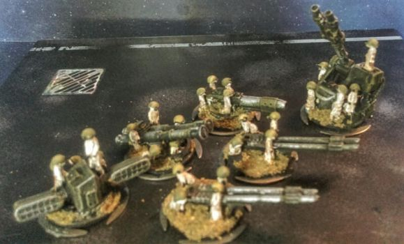 15mm Meerkats:  Heavy Weapons by Spielorjh