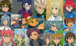 Inazuma Eleven Guys by Ghost-Hunter157