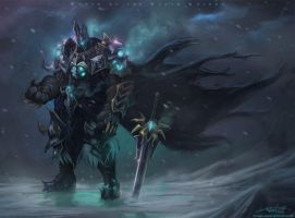 Wrath of the Death Knight GA by NuMioH