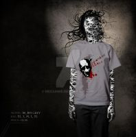 t-shirt 3 by mezamine
