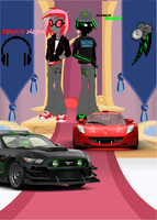 KINGS OF CARS  (Boomin And Swager by brony4all
