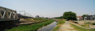 Gochaku panorama by dtownley1