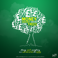 Money Doesn't Grow On Trees by Adila
