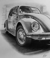 VW beetle by speedboy201