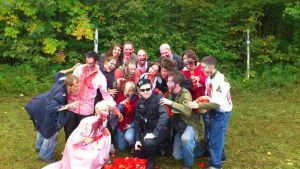 Zombie Invasion! by TheWarRises