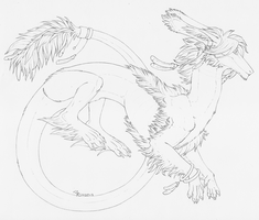 here's a lineart for you by Phantom-Seraphim