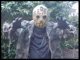 Jason Voorhees Cosplay 3 by genocyber