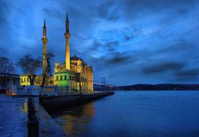 Mecidiye Mosque1 by EtemColaK