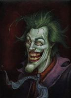 the joker by albertoaprea