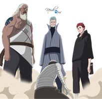 The Old Kage HD Render by NerDr0us