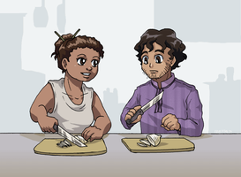 How To Chop An Onion by ErinPtah