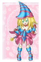 Dark Magician Girl by lillilotus