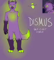 Dismus Reference by SombreDemeanor