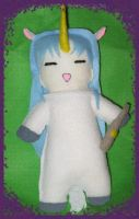 Yunihiko Plushie by Evergreen-Willow