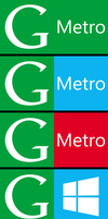 GMetro Group Banner Ideas - For Prplninja by dAKirby309