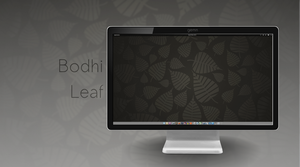 Bodhi Leaf Wallpaper by Gemneroth