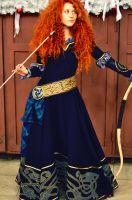 Merida (black dress) by Zoisite-Virupaksha
