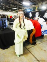 10.11.2012 Supanova- Lord of The Rings Arwen by MissMurder1243