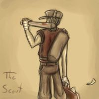 The Scout by FullmetalJoe