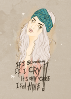 IF I SCREEEAM l IF I CRY by Nada-AbdulRazak