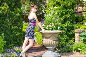 In the garden by DGPhotographyjax