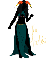 The Harlot by iStoleYoGrapeJuice