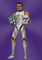 Commander Cody for Lily Derill by Psee