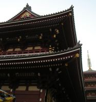 Sensoji Temple 5 by Wild-Neko