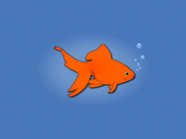 Gold Fish by neuroine