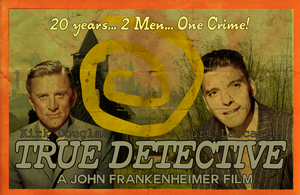 True Detective - Retro Style! by AtomTastic