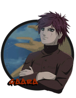 Sabaku no Gaara by PolishaMyshka