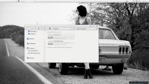 Mac theme for windows 8 by dIzzEE94
