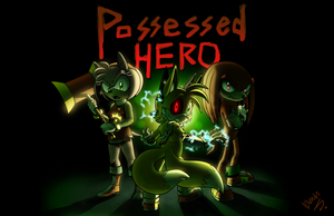 GOTF contest prize: Possessed Hero by EvanStanley