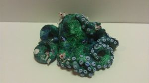 octopus 4 by ColleensCritters
