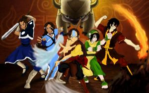 Avatar the Last Air-Bender, Gender Bender by girlcarabara13