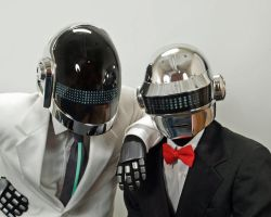 Daft Punk by PerfectTommyAutomail