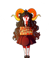 Maid of Time - Queen of Death by Cakes-and-Carpets