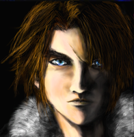 Squall by Naty2j