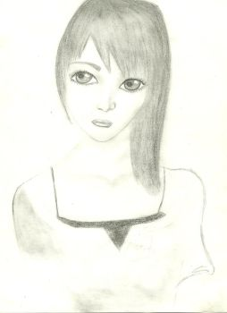 A Fatal Frame of Mio by hellokittyisrawesome