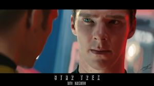 Star Trek Into Darkness - Khan by SandyBever