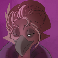 Daily Doodle: Sexy Bird by CountDraggula