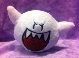 Boo Plush by LordBoop