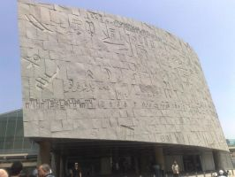 library of alexandria by THE-ETERNITY