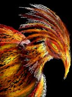 Painter Practice - Pheonix by Roxx-1