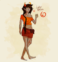 Lufter (Fantroll) by CHAOTIKproductions